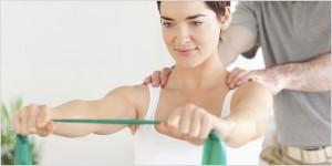 ЛФК при артрозі плечового суглоба